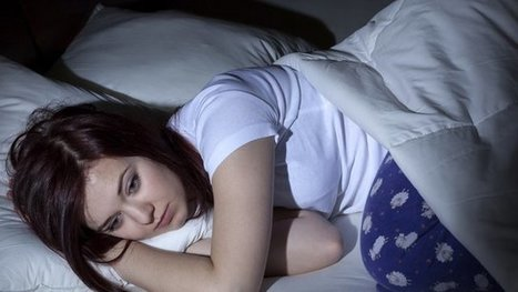 Poor sleep 'link to teen drink risk' | Mental Health and Teens | Scoop.it