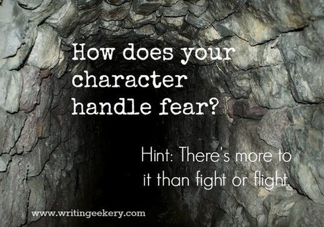 Greatest Fear: How to Find It and Run with It - Writingeekery | writing | Scoop.it