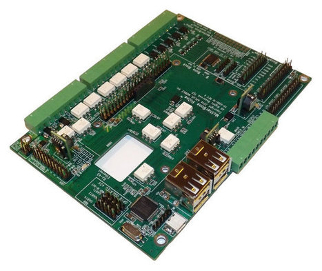 MotherBone PiOne is a 3.5″ Industrial MotherBoard for the Raspberry Pi and the BeagleBone Black (Crowdfunding) | Raspberry Pi | Scoop.it