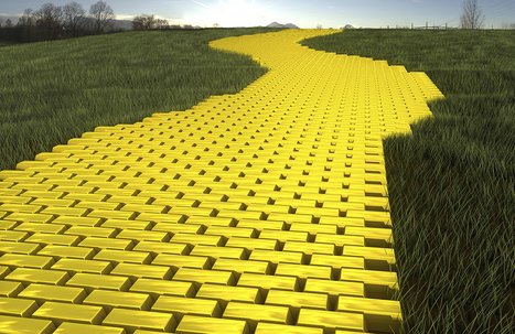 Big Data, IoT, and Blockchain: Ready to Follow the Yellow Brick Road? - DZone IoT | Start a Website | Scoop.it