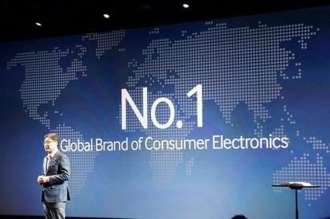 Bilan de la conférence Samsung 2013 | GoMoincher | Scoop.it