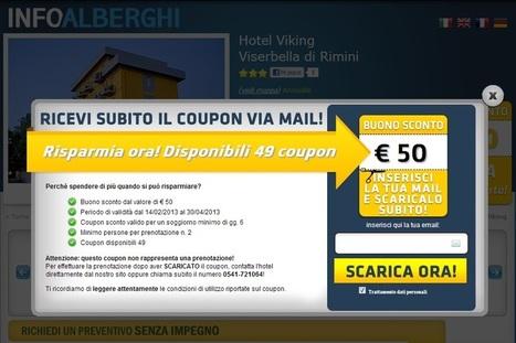 Dormire lowcost negli hotel della Riviera grazie ai Coupon | TRAVEL'S TALES | Rassegna Stampa Info Alberghi | Scoop.it