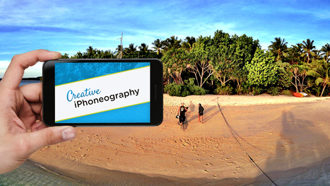 Watch it LIVE!  Creative iPhoneography Course on creativeLIVE | Appertunity's fun & creative iphone news | Scoop.it