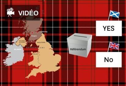EN VIDÉO • Infographie animée : comprendre le référendum écossais | Union Européenne, une construction dans la tourmente | Scoop.it
