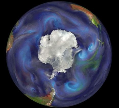 4 animations that show what's really going on with our climate | Geography Education | Scoop.it