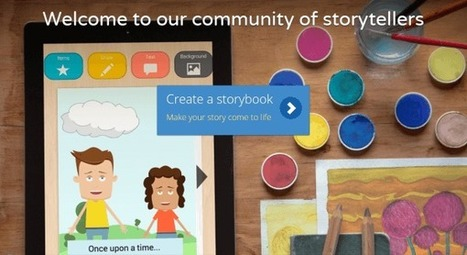 My Storybook – UKEdChat.com | ICTmagic | Scoop.it
