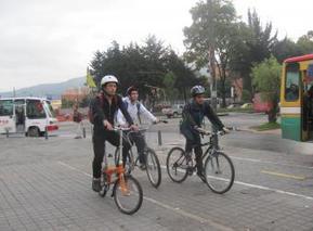 Al trabajo en bicicleta: por salud y ahorro | Deporte sostenible UNDAV | Scoop.it
