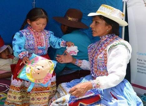 El afecto familiar en el niño contribuye a su aprendizaje - Radio Programas del Perú | El Juego como aprendizaje en el preescolar | Scoop.it