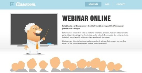 Webhouse Classroom diventa realtà. Vieni a scoprirlo! | Webhouse | Social Media Consultant 2012 | Scoop.it
