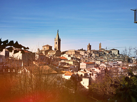 Ripatransone, home to Michelangelo's first official biographer | Le Marche another Italy | Scoop.it