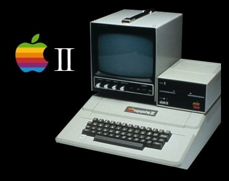 L'Apple II a 35 ans | Post-Sapiens, les êtres technologiques | Scoop.it