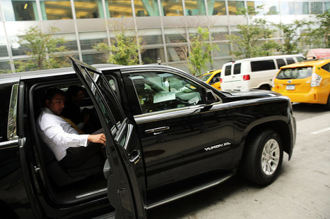 Uber and Lyft Are Now Bigger than Taxis and Rental Cars Combined | L'entreprise en mouvement | Scoop.it
