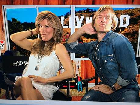 The Stevie D. Show with TV Host and Comedian Trish Suhr | The Stevie D. Show | Scoop.it