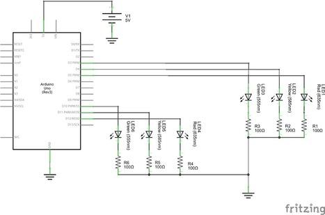 Traffic Light Controller Demo   Raspberry Pi   Scoop.it