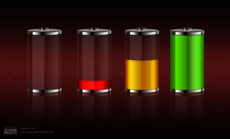 Cinco pasos simples para cuidar las baterías.- | notícies TIC | Scoop.it