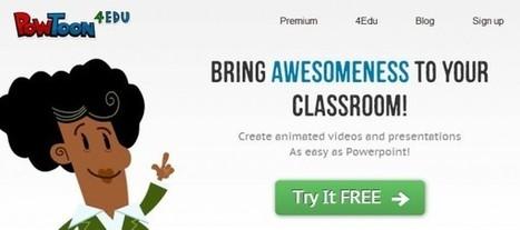 4 herramientas para crear vídeos educativos | Formación 2.0 | Scoop.it