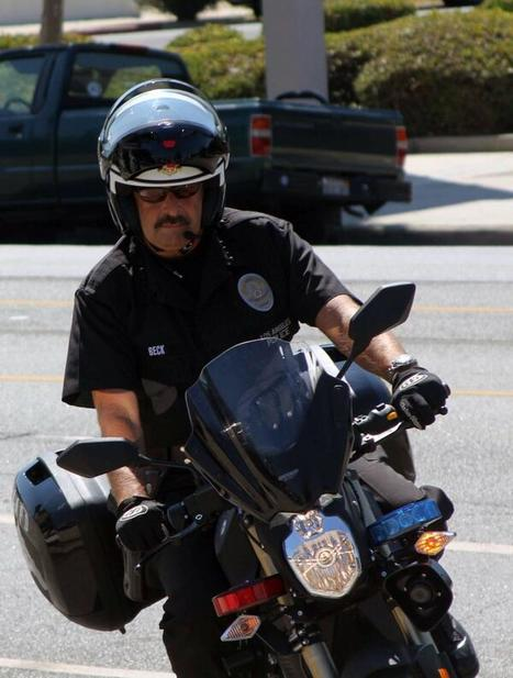 Twitter / LAPDChiefBeck: Love this job! #LAPD testing ... | Brammo Electric Motorcycles | Scoop.it