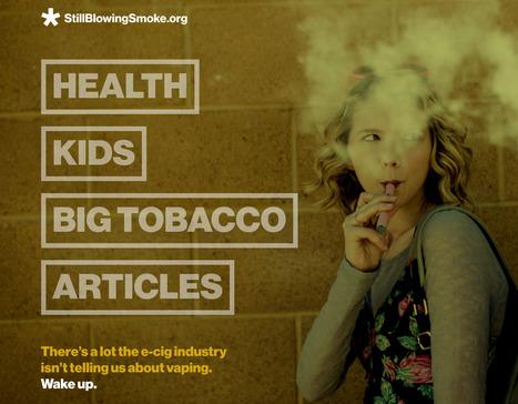 Still Blowing Smoke // StillBlowingSmoke.org | Health Education Resources | Scoop.it