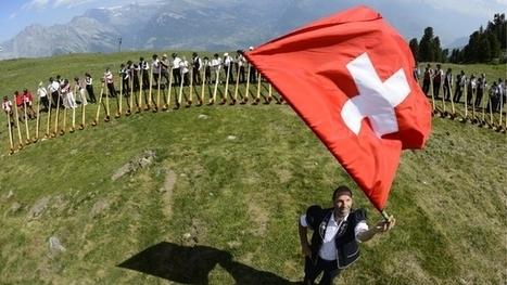 Les Suisses sont au top du bien-être malgré la crise - Tribune de Genève | Beauté Mag | Scoop.it