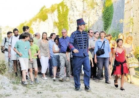 10 ans de balades théâtrales à Grenoble avec l'Office du tourisme | Ecobiz tourisme - club euro alpin | Scoop.it