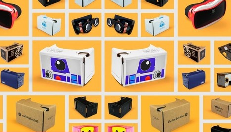 The Past, Present and Future of Google and VR | Digital Brand Marketing | Scoop.it
