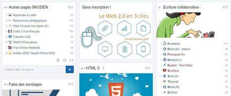 Outils et services du Web accessibles sans inscription ! | FLE et nouvelles technologies | Scoop.it