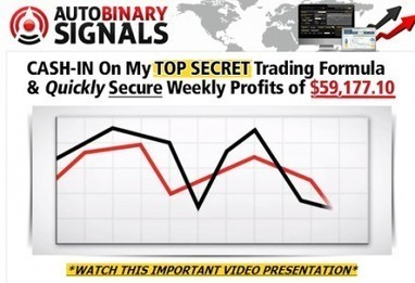 Auto Binary Signals Review - Can They Be Trusted? | Best trading signals | Scoop.it