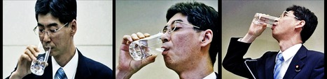 Japan MP drinks Fukushima water to prove it is safe | Fukushima Daiichi Nuclear News | Scoop.it