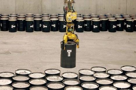 Les stocks radioactifs vont bondir en France avec le démantèlement | Chronique d'un pays où il ne se passe rien... ou presque ! | Scoop.it