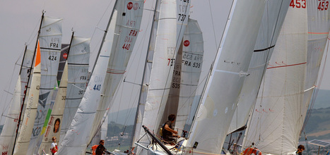 Le 28e Mini-Fastnet – Douarnenez, du 17 au 29 juin 2013 | Marketing sportif, Sponsoring | Scoop.it