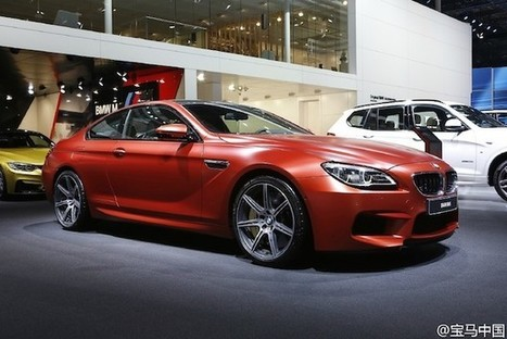 Is BMW's Party Over in China? For the Moment, it May Be. | Wunderman China Auto Marketing News | Scoop.it