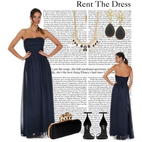 Rent The Dress | Bridesmaid Dresses | Scoop.it