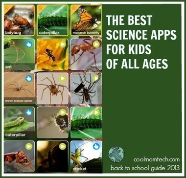 The best science apps for kids: Back to School Tech Guide 2013 | Learning how to Use Google Drive in the Science Classroom | Scoop.it