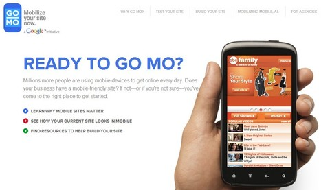 GoMo: An Initiative From Google | mlearn | Scoop.it