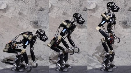 Video: iStruct robot ape stands upright thanks to its active spine | Programming, Sequencing and Robotics | Scoop.it