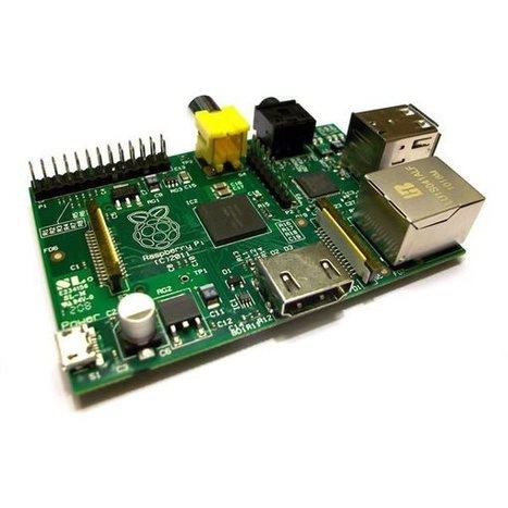 Déjà 3,5 millions de Raspberry Pi écoulés - Silicon | Soho et e-House : Vie numérique familiale | Scoop.it