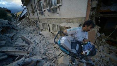 Séisme en Italie: au moins dix morts | Chronique d'un pays où il ne se passe rien... ou presque ! | Scoop.it