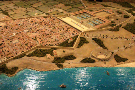Tarraco, capital del mundo romano | Arqueología romana en Hispania | Scoop.it