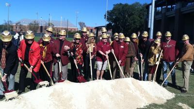 Pregame notes: FSU breaks ground on football indoor practice facility | Sports Facility Management: Jones, J. | Scoop.it