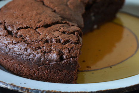 Chocolate Cake for Breakfast | Letitia's Foodie Nation | Scoop.it