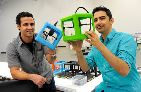 Maryland company to open 3-D printer plant - Baltimore Sun | Peer2Politics | Scoop.it