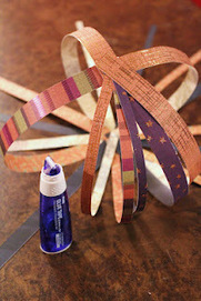 Fall In Love With This Paper Pumklin Tutorial - Craft-e-Corner Blog | Homemaking | Scoop.it