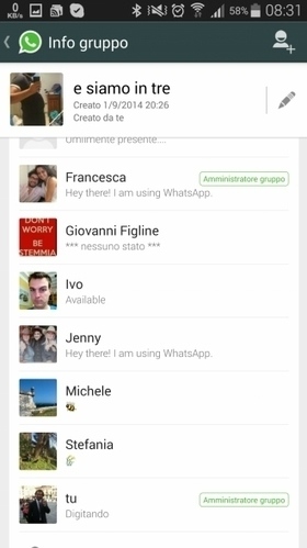 WhatsApp: come aggiungere più amministratori di gruppo - HDblog (Blog) | Sms gratis | Scoop.it