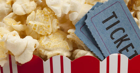 Movie ticket prices in U.S. hit all-time high | Kickin' Kickers | Scoop.it