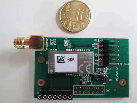 Connecting Things to the Internet with SIGFOX | ekito people | WebOfThings | Scoop.it