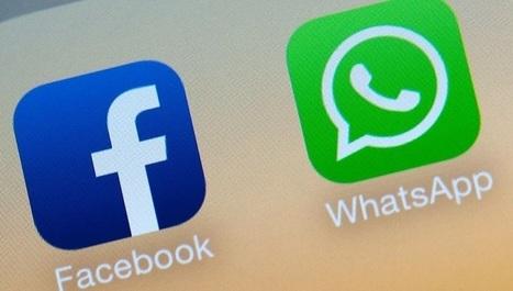 L'Allemagne et l'Inde bloquent le partage de données entre Facebook et WhatsApp | Référencement internet | Scoop.it