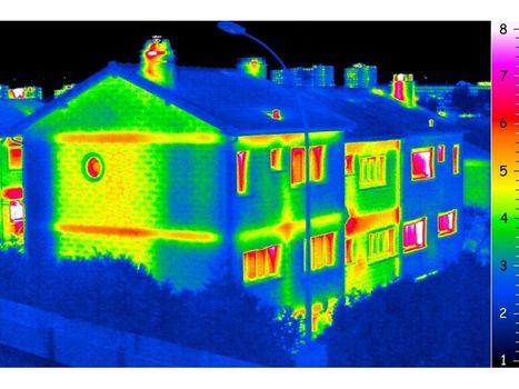 Tout savoir sur la thermographie (diaporama) | Immobilier | Scoop.it