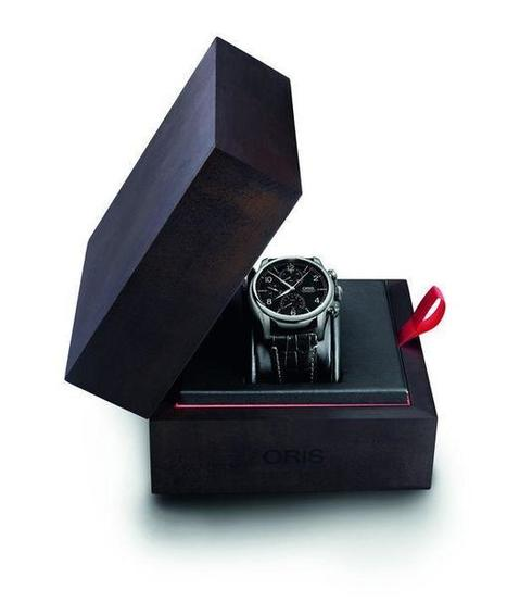 Oris Raid 2013 Limited Edition   Watch Magazine   Scoop.it