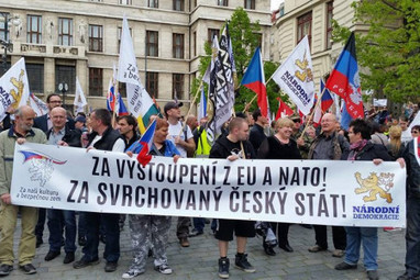 Protiimigrační strany sílí v celé Evropě. Jen v Česku ne. Proč? - Echo24.cz | ANFAS | Scoop.it