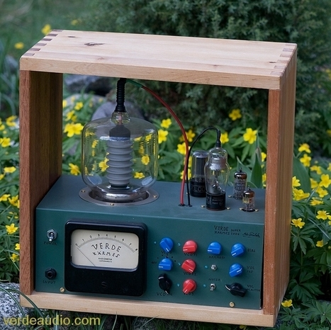 Verde Audio - Synthesizer | DIY Music & electronics | Scoop.it